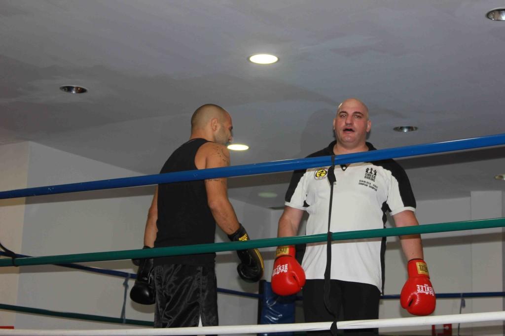 Giuseppe Grasso e Gianluca Sirci.