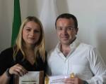 Diana Maftei e Leo Bozzo.