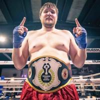 Nikolay Sazhin ancora Campione del Mondo.