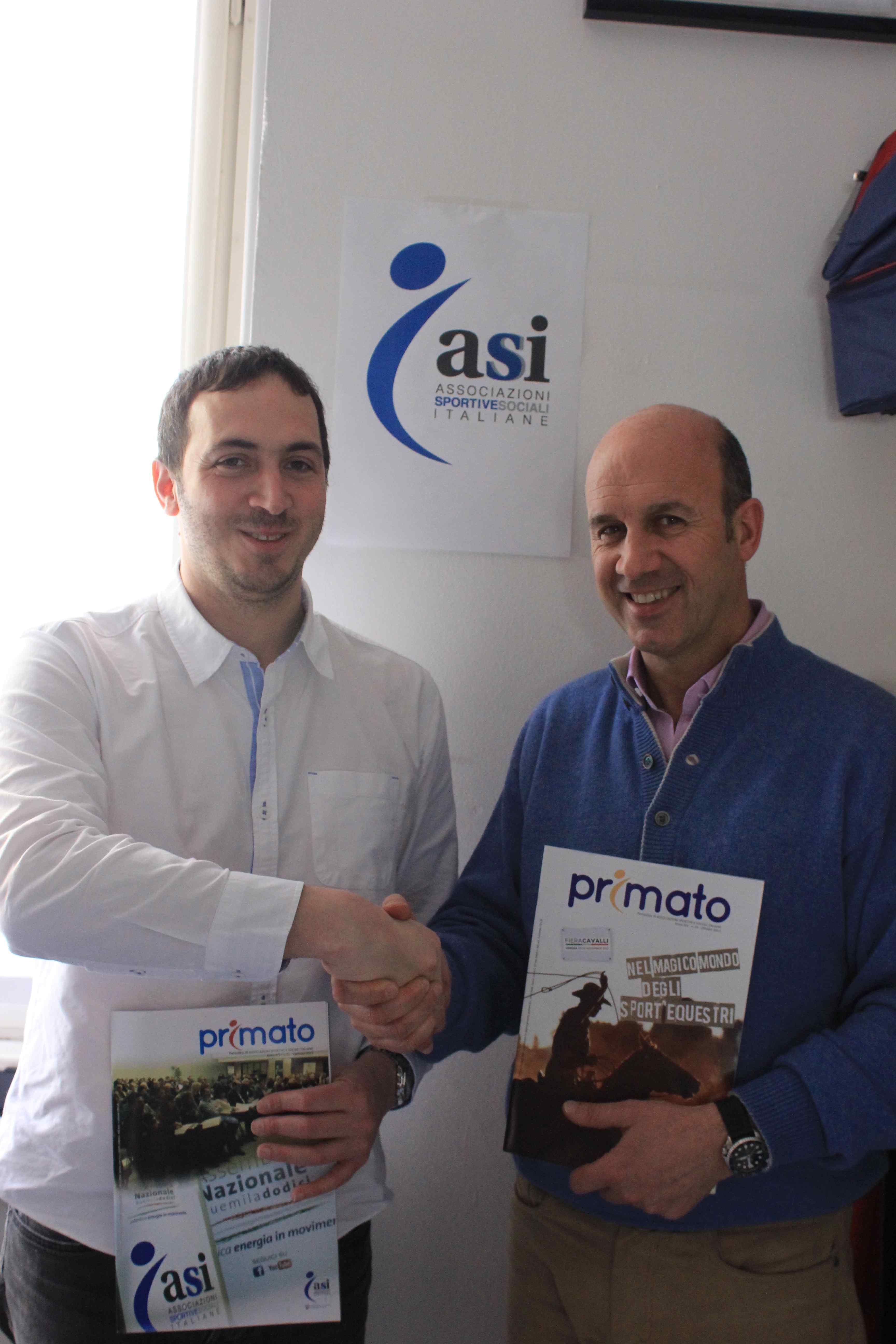 L'A.S.I. a sostegno della FISP e dei primi Campionati Italiani.