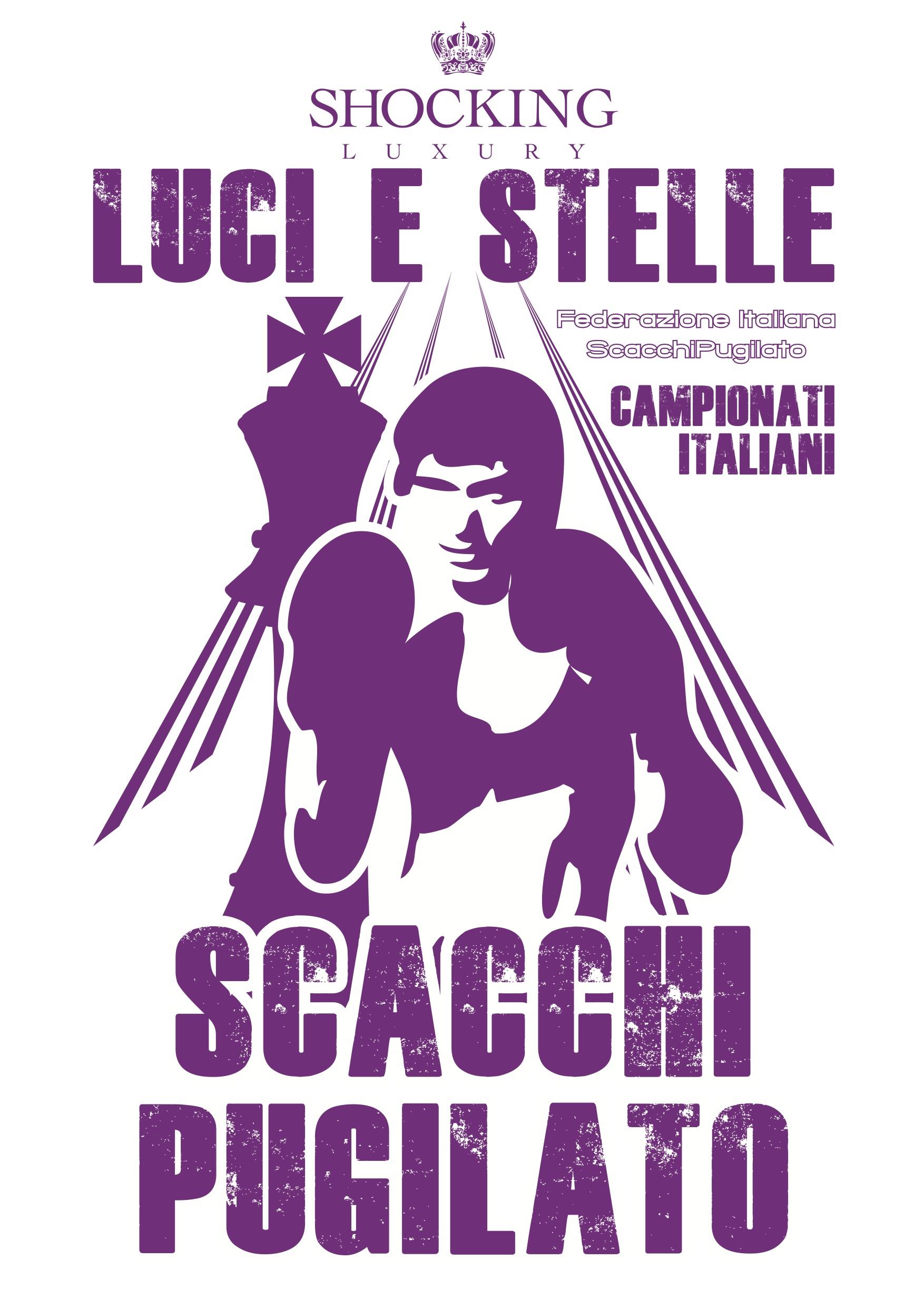 Lo scacchipugilato a Milano con i Campionati Italiani. Primo evento di sempre in Italia.