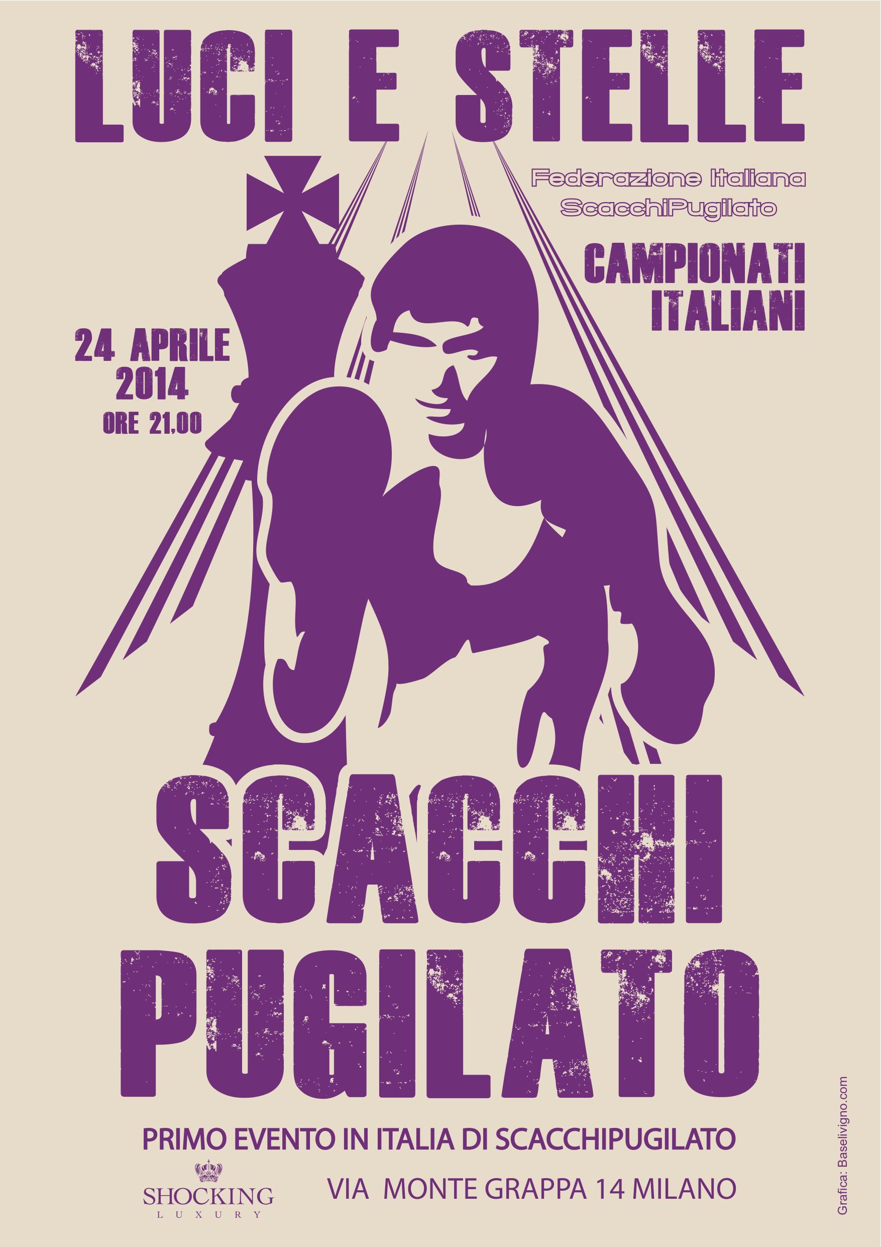 Non ci sarà Danilo Capuzi; confermati tre combattimenti per giovedì.