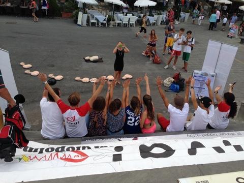 La FISP alla Settimana Europea dello Sport: sole, mare e divertimento.