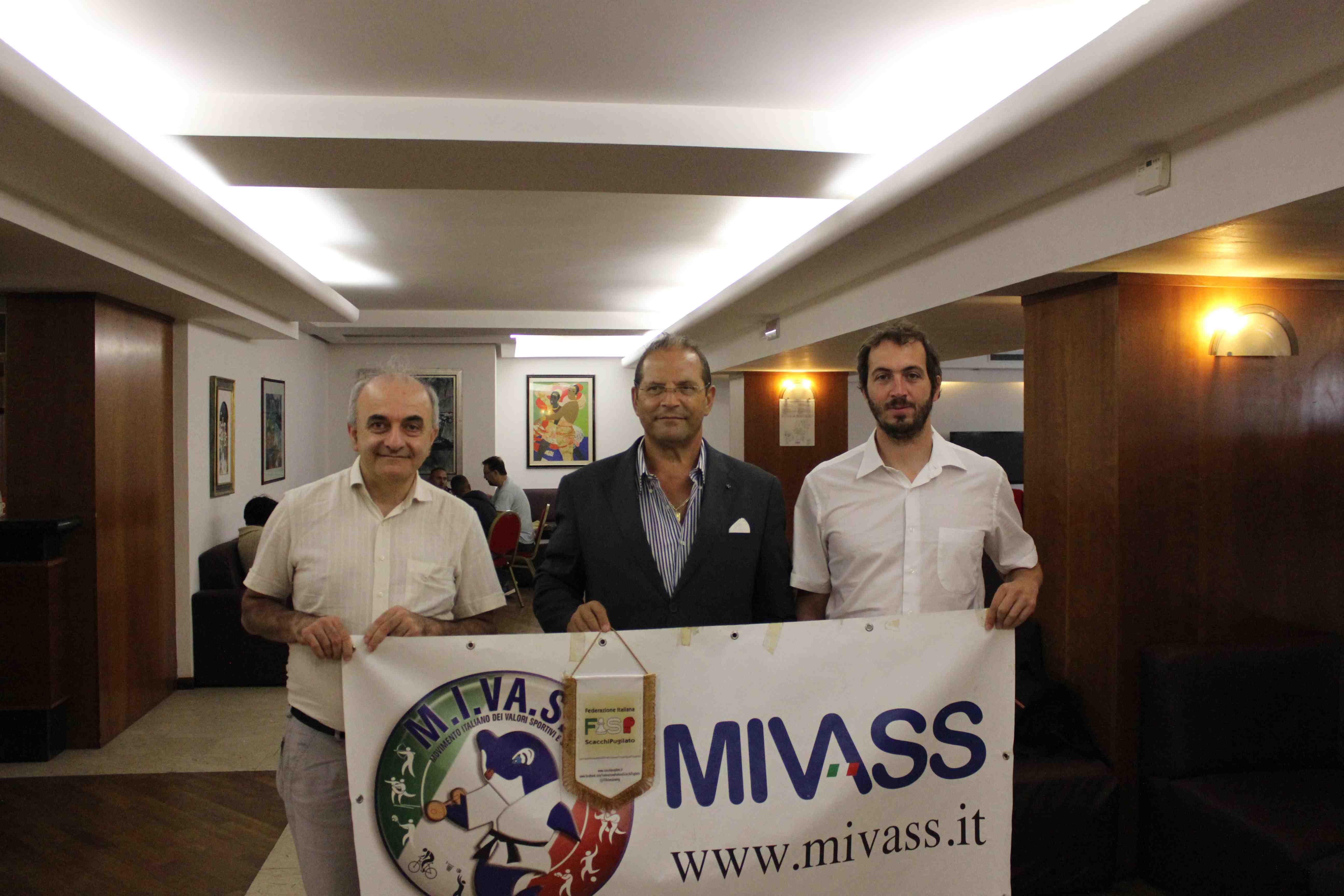 La FISP incontra il MIVASS.