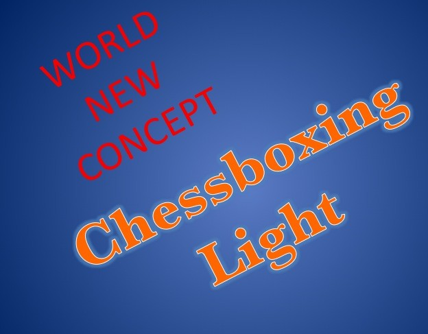 """Innovazione Italia: realizzato il """"Chessboxing light"""". I nuovi regolamenti FISP."""