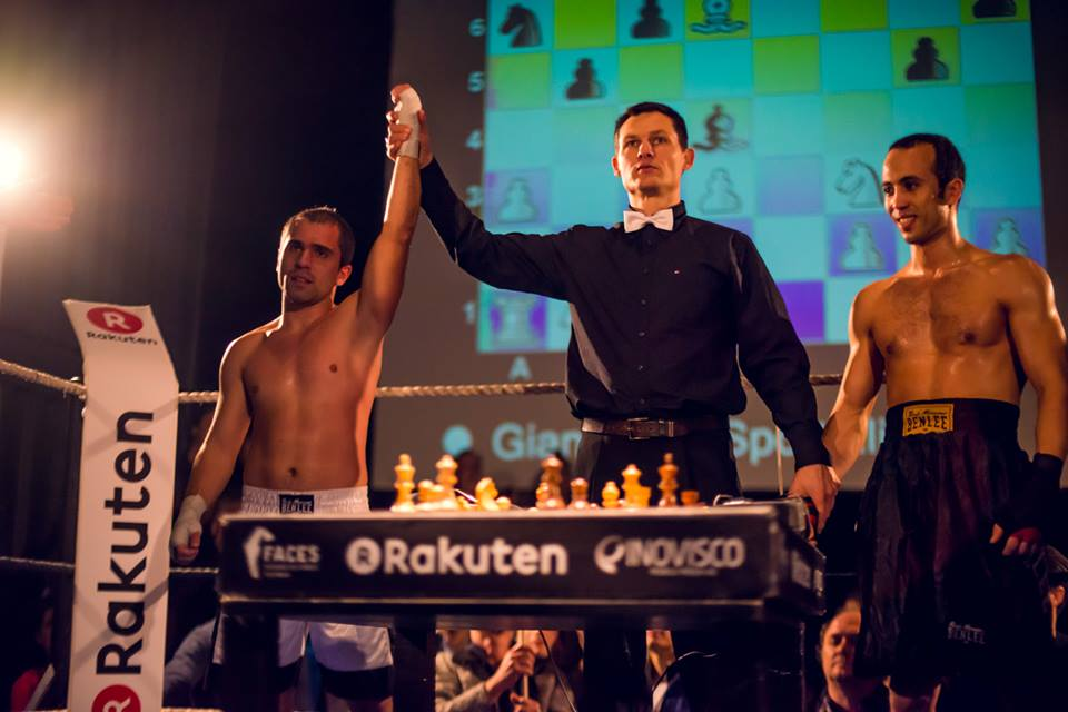 Sportelli vince a Berlino la sua prima internazionale.