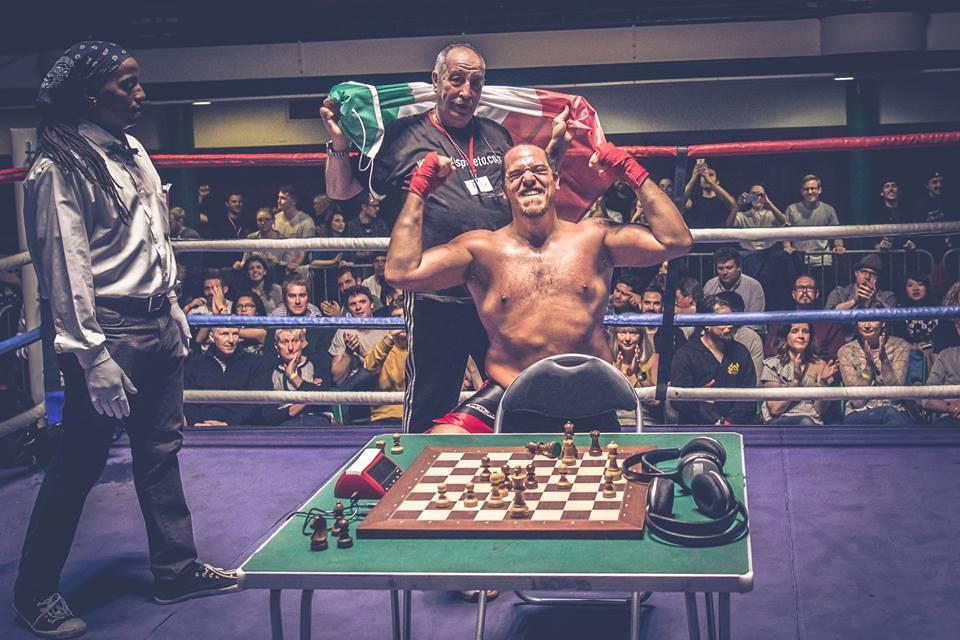 Sergio Leveque a Mosca per sconfiggere il Campione del Mondo.