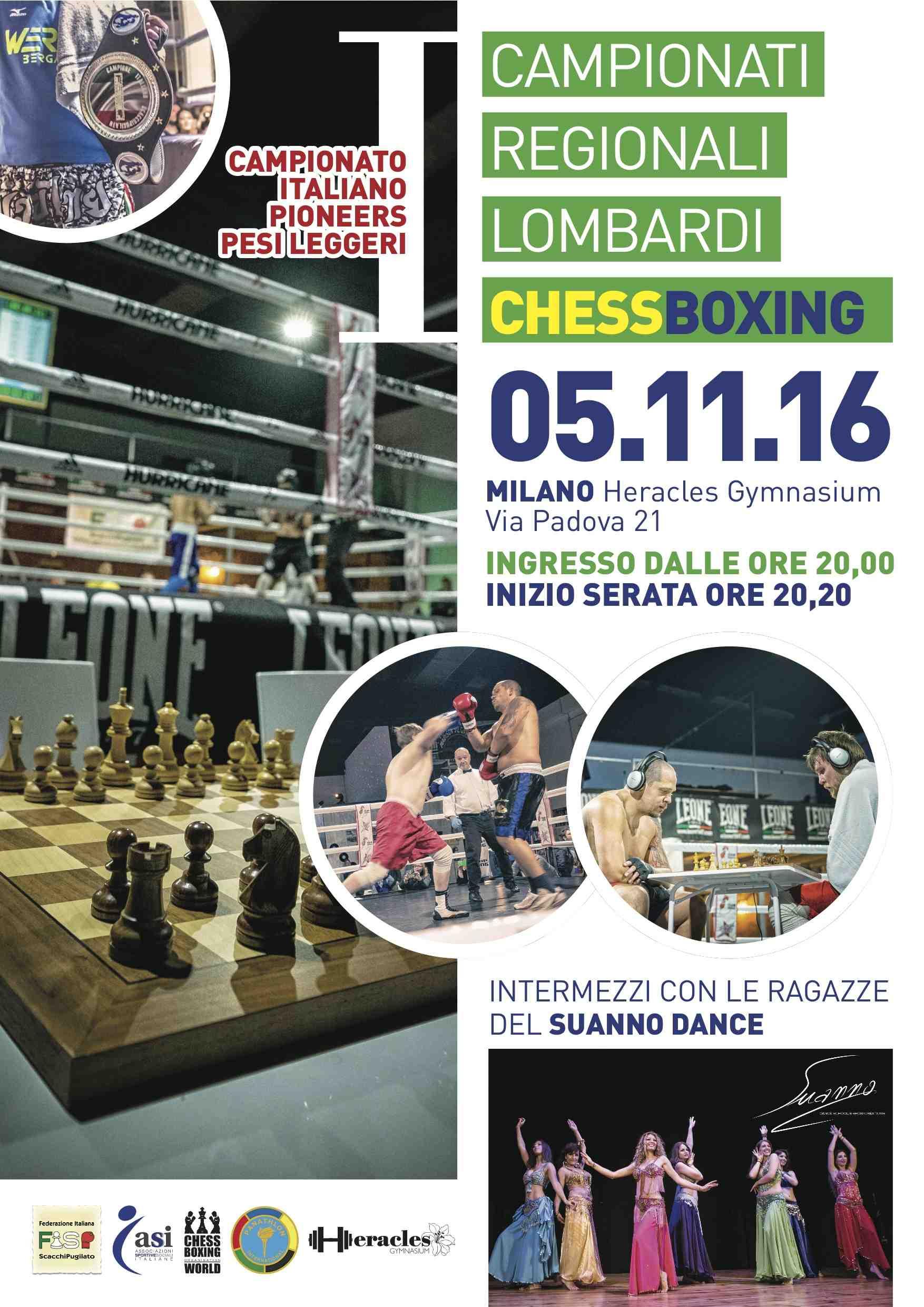 A Milano i primi Campionati Lombardi e un titolo Italiano.