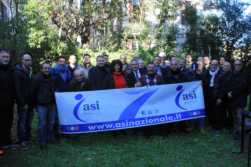 Settore Arti Marziali ASI: la FISP presente a Roma.