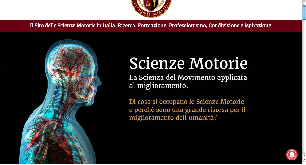 Gianluca Sirci e Volfango Rizzi intervistati da Scienzemotorie.com