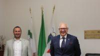 Incontro FSI – FISP: il Presidente Maggi sostiene i Mondiali in Italia.